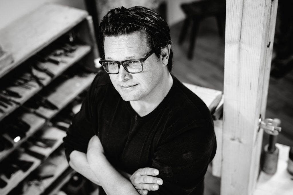 Portrait Jörg Roskaric